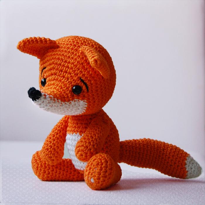 Amigurumi Foxy : Amurigami submited images.