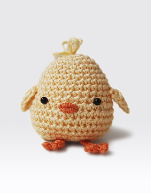 Bunny and Chick Amigurumi Pattern Pepika Amigurumis