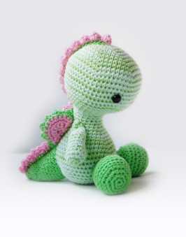 Amigurumi Dragon