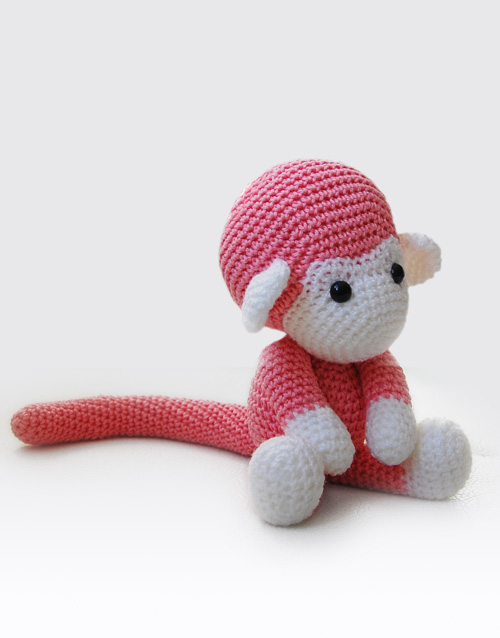 Amigurumi Crochet Basics : Johnny the Monkey Amigurumi Pattern Pepika Amigurumis