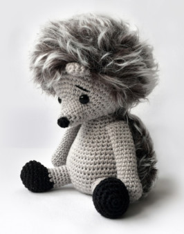 Amigurumi Hedgehog